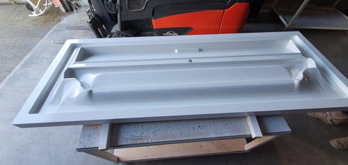 3D-CNC-Tischlerei-Pressform-mit-Schallack-lackiert-2